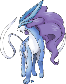 Suicune_by_Xous54
