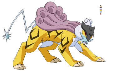 Raikou_Sprite_by_Flash__the__Hedgehog